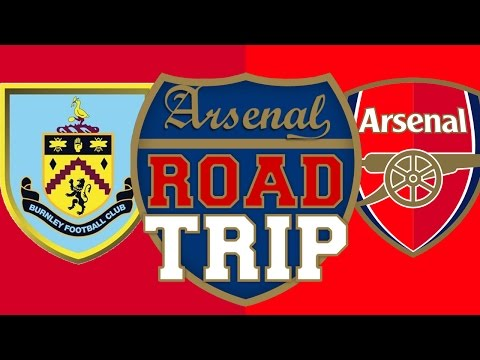 Arsenal vs Burnley   Road Trip To The Emirates