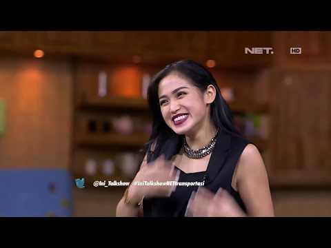 The Best Of Ini Talk Show - Jessica Iskandar Adu Gombal Sama Andre