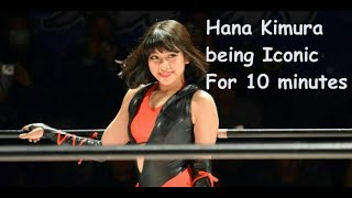 Hana Kimura Being Iconic For 10 Minutes