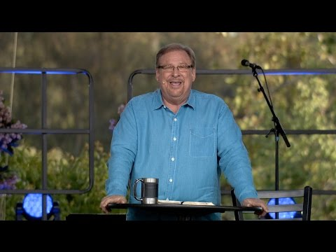 Jesus Did It All For You with Rick Warren - Part 1