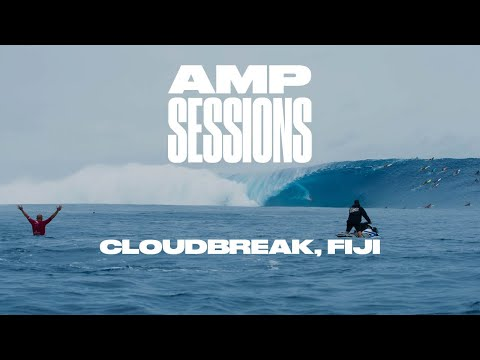 The Greatest Rides From Maxing Cloudbreak May 26th-27th, 2018 | SURFER Magazine Amp Sessions