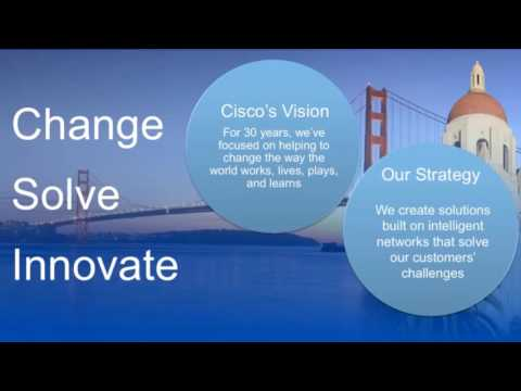 Rocking Your Future Tech Career - Cisco Systems