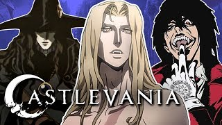 If you like Castlevania, you need to see these 5 Movies or Series streaming