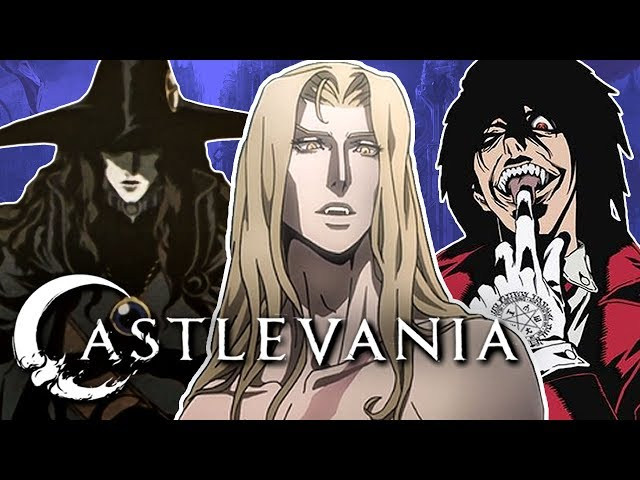 If you like Castlevania, you need to see these 5 Movies or Series