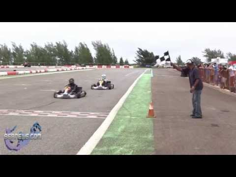 #3 Karting Races At Southside, Oct 21 2012
