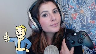 ASMR Fallout 4 Gameplay | Twitch: @LostWithLily