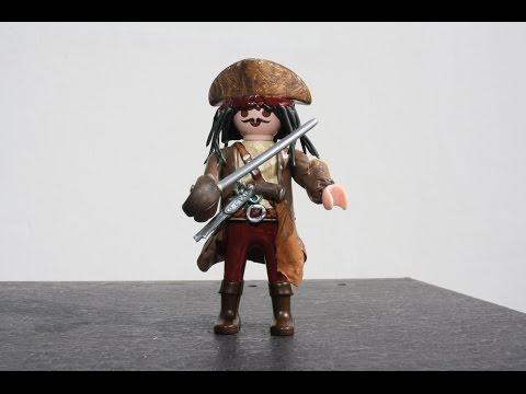Playmobil Jack Sparrow