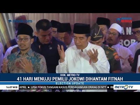 Musuh Jokowi Di Pilpres Adalah Fitnah