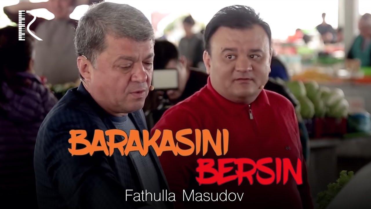 Barakasini bersin - Fathulla Masudov | Баракасини берсин - Фатхулла Масудов #UydaQoling