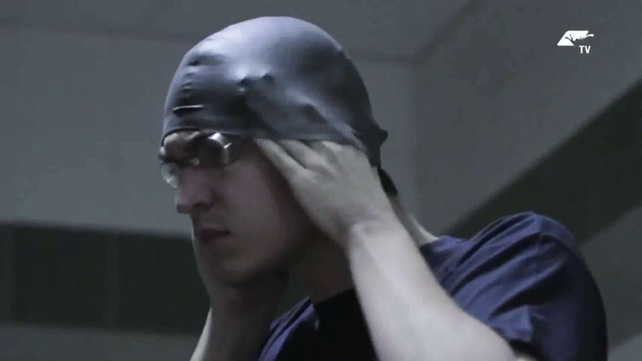 6d193348b38f Cómo ponerse las gafas y el gorro de nadar