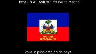"TonyMix feat Mossanto "" Fe Wanna Mache Remix ""  VS  Real B & Lavida "" Fe Wano Mache """