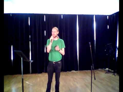 Jon Hauge-Evaldsson - Bögar ska inte gå i parad