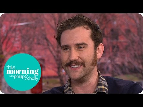 Rupert Grint's Hilarious Prank On Matthew Lewis | This Morning