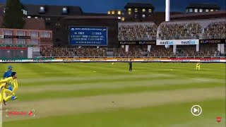 LIVE: IPL 2021 Live | MI vs CSK Live | Match 27 | FINAL OVER 1 | Mumbai vs Chennai | Real Cricket