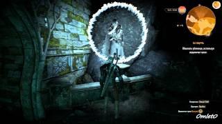 witcher 3. Прохождение #10. Ведьма, эльф-маг, Цири и пещеры!