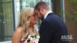 Wedding Video - Centerpoint Pontiac Marriott, Pontiac Michigan - Michelle and Matt