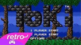 [Full GamePlay] Toki: Going Ape Spit (Normal Mode) [Sega Megadrive/Genesis]