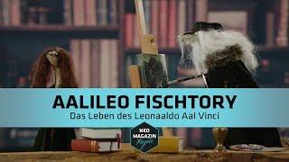 Aalileo Fischtory: Das Leben des Lenaaldo Aal Vinci | NEO MAGAZIN ROYALE mit Jan Böhmermann - ZDFneo