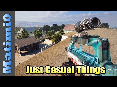 Just Casual Things - Rainbow Six Siege