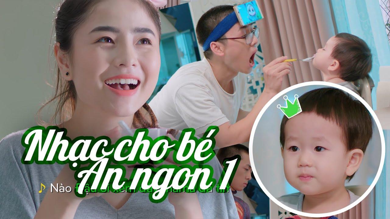 Nhạc cho bé ăn ngon – BigBB (Ba Duy, Nam Thương & Đậu)