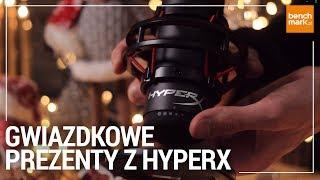 Wybieramy prezent na Gwiazdkę 2019 z firmą HyperX