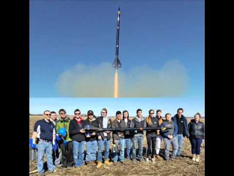 NASA Student Launch Radio Broadcast