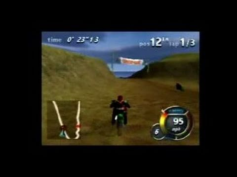 Top Gear Hyperbike Nintendo 64 Gameplay_1999_12_14