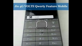 Reliance Jio 4G VOLTE Feature Keypad Mobile Price Review