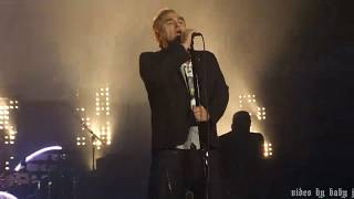Morrissey-JIM JIM FALLS-Live @ The Palladium, Cologne, Germany, March 9, 2020-The Smiths-MOZ