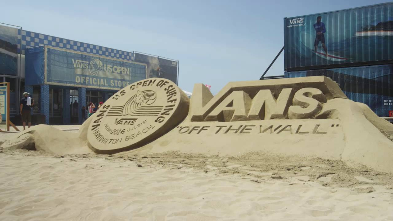 Highlights: Opening Day at Vans US Open of Surfing