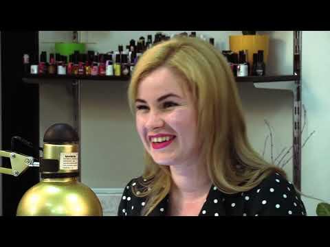 Анастасия Плетнёва салон красоты Sunday начальный капитал 750 гривен