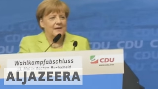 Germany vote tests public opinion before election