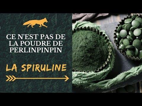 Achat De Spiruline : Code réduction - Plante - Vertus | Quels sont les effets secondaires ?