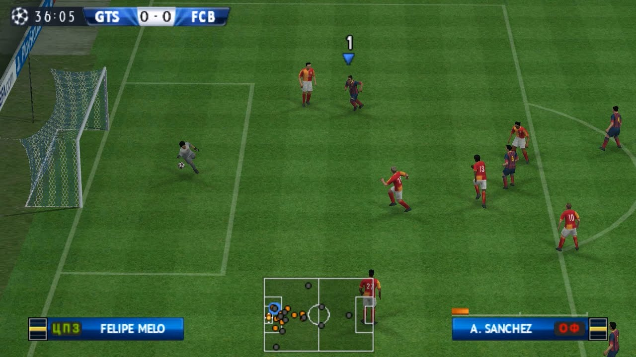 PSP Pes 19 ISO PPSSPP For Android - Zpykiostech