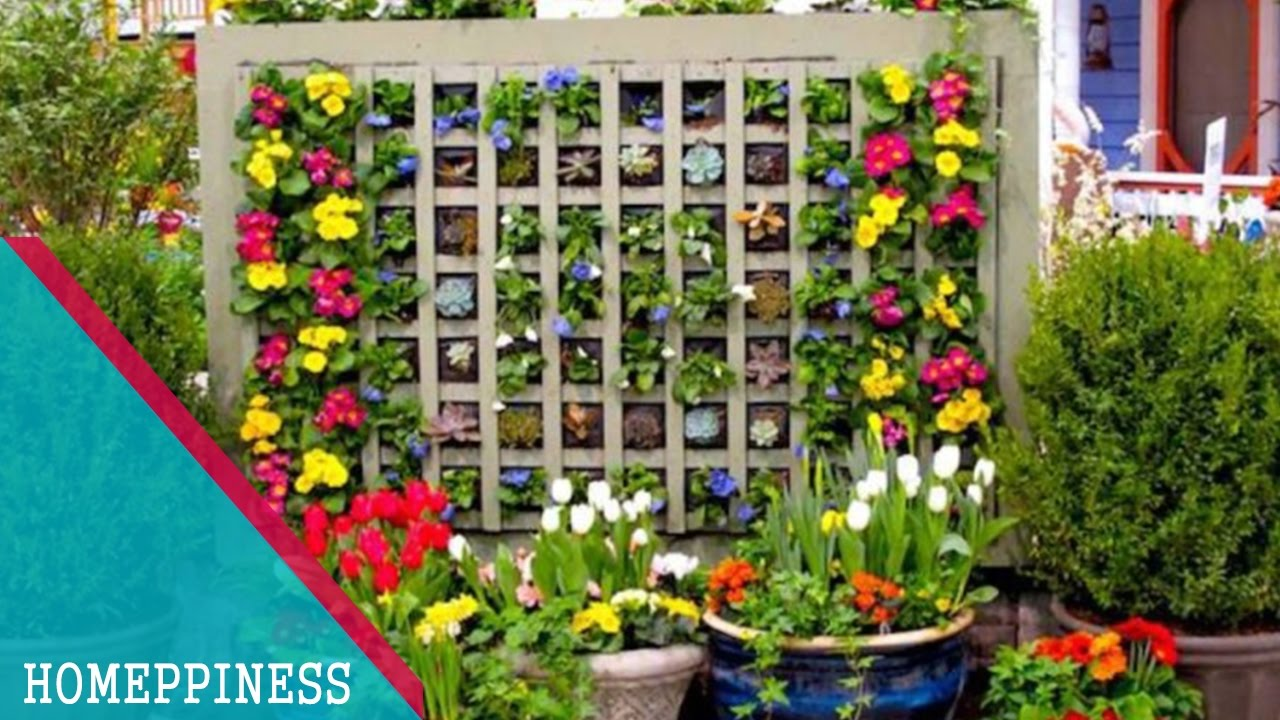 Have You Look This Great Vertical Flower Garden Ideas