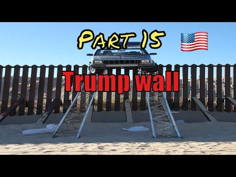 A LOOK at TRUMP's BORDER WALL -UPDATE 2020 - PART 15