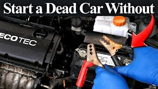 3 Easy Tricks To Start a Dead Car - Without Jumper Cables