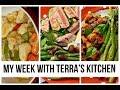 My Week With TERRA'S KITCHEN: Unboxing, Cooking & Review