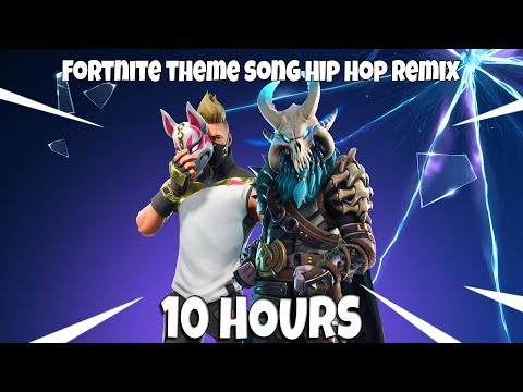 Fortnite Theme Song (Hip Hop Remix by Rifti) 10 Hours