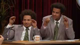 The Eric Andre Show  James Van Der Beek