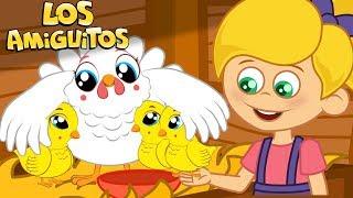 Los Pollitos Dicen Pio Pio y muchas máss Cancion Infantil  ...