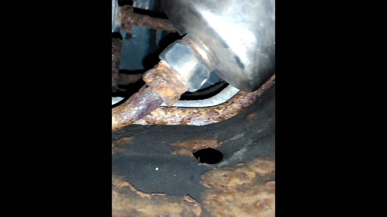 Rusty Brake Line Replacement 2003 Gmc Yukon Denali Xl Diy Tutorial