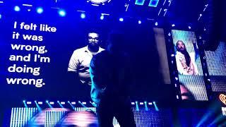 Let It Be Me - Steve Aoki & The Backstreet Boys live at IHeart Music Festival Las Vegas