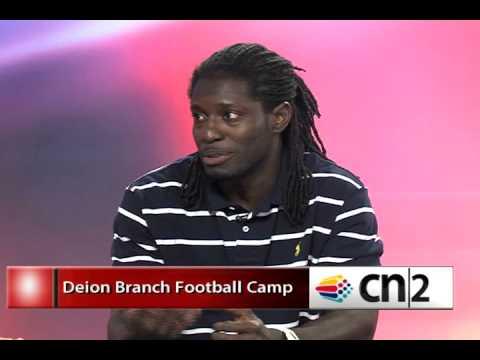 Cn2 CN2Sports Talks to Patriots WR Deion Branch