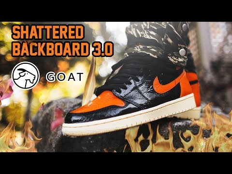 AIR JORDAN 1 'SHATTERED BACKBOARD 3.0' REVIEW + ON FEET!