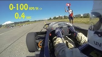 Fastest 0-100 km/h in the world