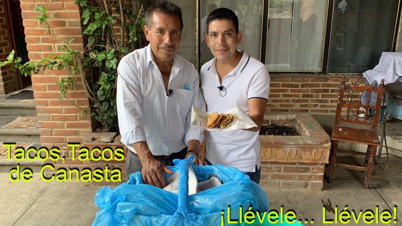 Tacos de canasta | 50 años de trabajo, sabor y tradición, fuente de ingreso para miles de mexicanos