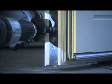How to adjust a Rationel ALDUS/DOMUS Entrance Door