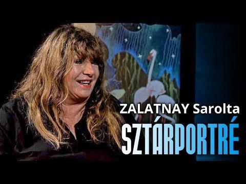 Zalatnay Sarolta interjú - Sztárportré