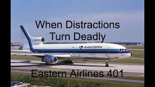 The Broken Bulb That Cost 101 People Their Lives | The Crash Of Eastern Airlines Flight 401